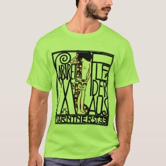 La camiseta de los hombres: Arte Nouveau - cabaret