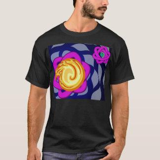 La camiseta de los hombres atómicos del espacio
