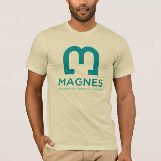 La camiseta de los hombres clásicos de Magnes