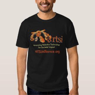 La camiseta de los hombres de ARTSI Playeras