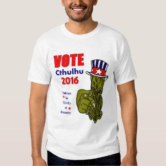 La camiseta de los hombres de Cthulhu 2016 del Remera