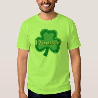La camiseta de los hombres de Dooner Remera