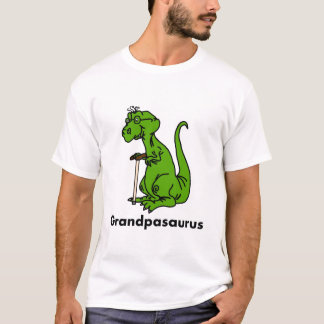 La camiseta de los hombres de Grandpasaurus