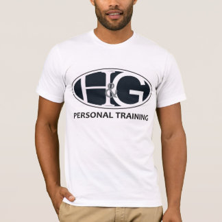 La camiseta de los hombres de H&G