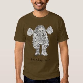La camiseta de los hombres de Kazo del Chaya de Camisas