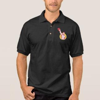 La camiseta de los hombres de KBNY Playeras Polo