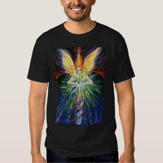 La camiseta de los hombres de la caída playera