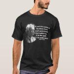 La camiseta de los hombres de la cita de Mark