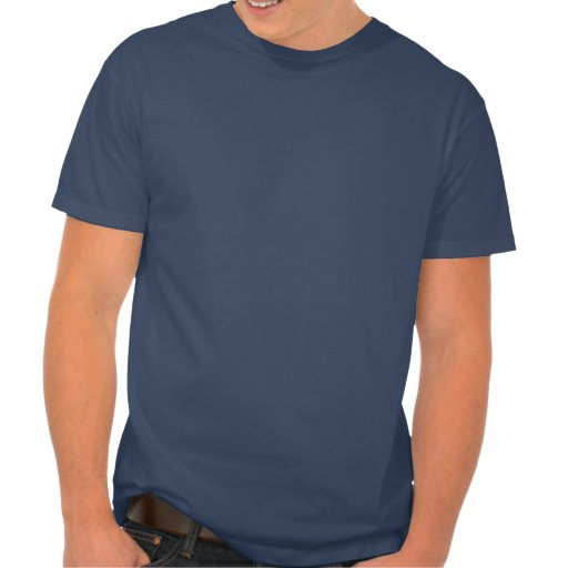 La camiseta de los hombres de la insignia de los s
