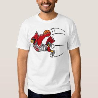 La camiseta de los hombres de los cardenales camisas