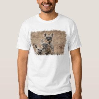 La camiseta de los hombres de los Hyenas Camisas