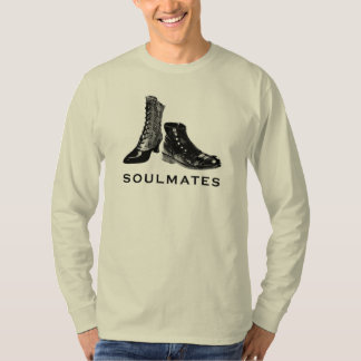 La camiseta de los hombres de los Soulmates Playera