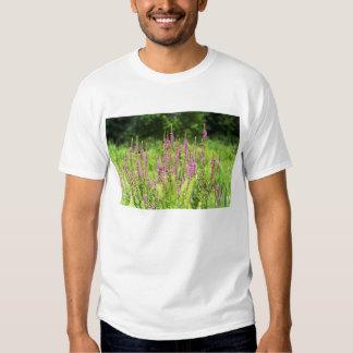 La camiseta de los hombres de los Wildflowers Playeras