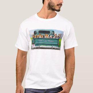 La camiseta de los hombres de Meetup 2012 del