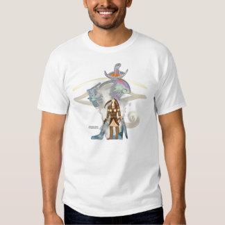 La camiseta de los hombres de Thoth Whisps Playera