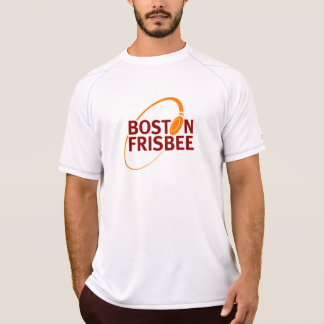 La camiseta de los hombres del disco volador de Bo Camisas
