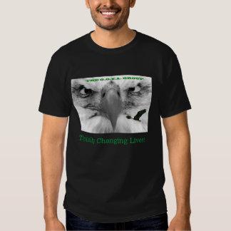 La camiseta de los hombres del grupo del TLC GOYA Playeras
