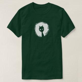 La camiseta de los hombres del helecho de Bitey