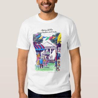 La camiseta de los hombres del jubileo de la playeras