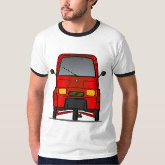 La camiseta de los hombres del mono de Piaggio Remeras