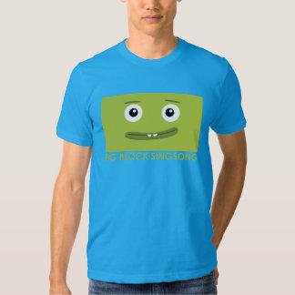 La camiseta de los hombres del pelo de BBSS Remera
