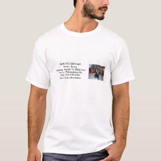 La camiseta de los hombres del premio Emmy