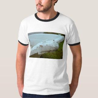 La camiseta de los hombres del tiempo y de la playeras