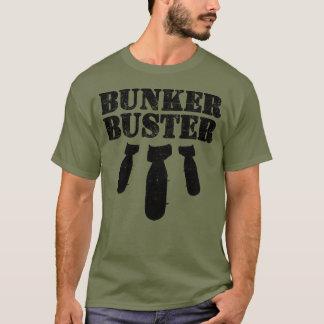 La camiseta de los hombres del tipo de la arcón