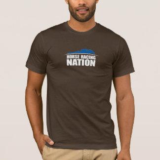 La camiseta de los hombres del Trifecta de