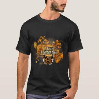 La camiseta de los hombres del vintage del fetiche