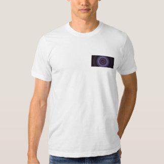 La camiseta de los hombres Delanteros-Detrás del Poleras