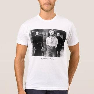 La camiseta de los hombres - la maldición de Frank