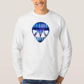 La camiseta de los hombres largos de la manga de remeras