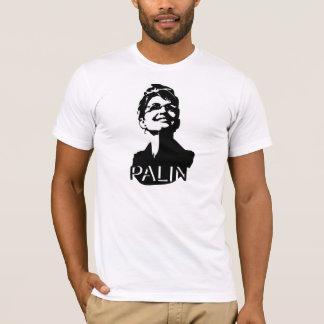 La camiseta de los hombres ligeros de Palin