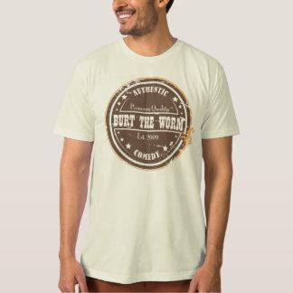 La camiseta de los hombres orgánicos de la remeras