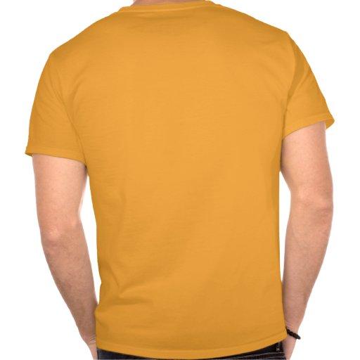 La camiseta de los hombres --Pintura del tigre