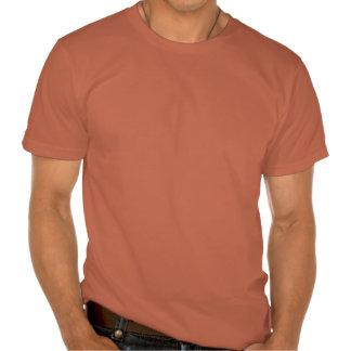 La camiseta de los hombres: Real - de al revés