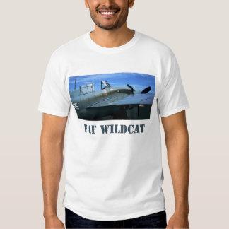 La camiseta de los hombres salvajes de F4F Playera