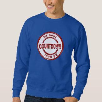 La camiseta de los hombres sudadera con capucha
