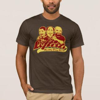 La camiseta de los izquierdistas
