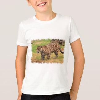 La camiseta de los niños de Jaguar
