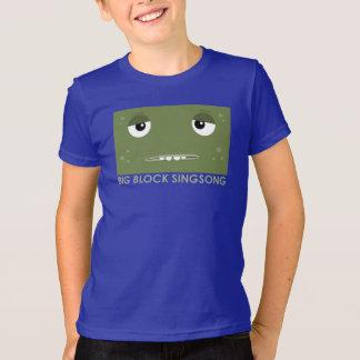 La camiseta de los niños de la barra de BBSS
