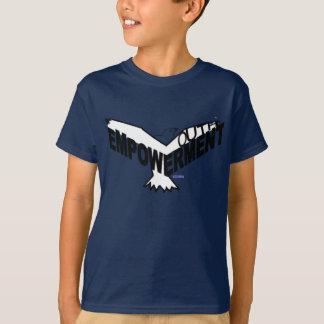 La camiseta de los niños de la capacitación de la
