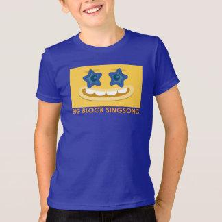 La camiseta de los niños de la fruta de BBSS