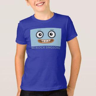 La camiseta de los niños de la tecnología de BBSS