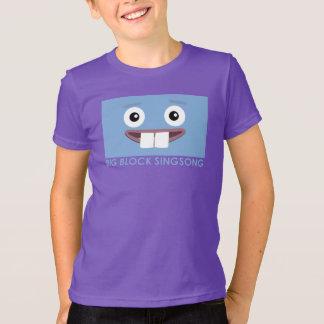 La camiseta de los niños de los dientes de BBSS