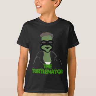 La camiseta de los niños de Turtlenator Polera
