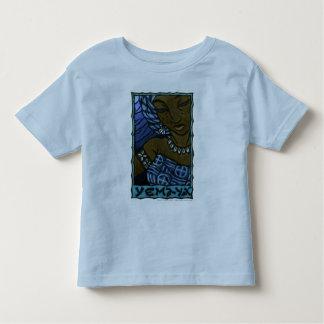 La camiseta de los niños de Yemaya Playera