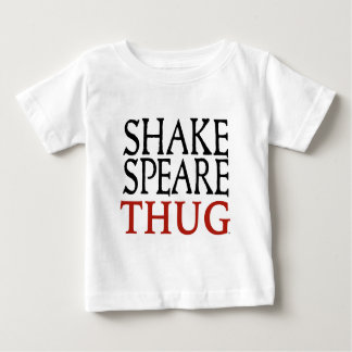 La camiseta de los niños del gamberro de playera