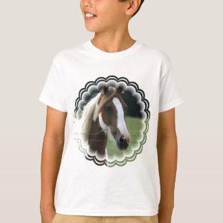 La camiseta de los niños del potro del Pinto Poleras